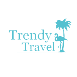 Trendy Travel Logo, a proud sponsor of Hawgwild Fishing Charters | Fort Myers Fishing Charters: Near Shore Fishing, Deep Sea Fishing & Back Water Fishing